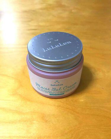 ルルルン モイストジェルクリーム(保湿タイプ)/ルルルン/フェイスクリームを使ったクチコミ(2枚目)