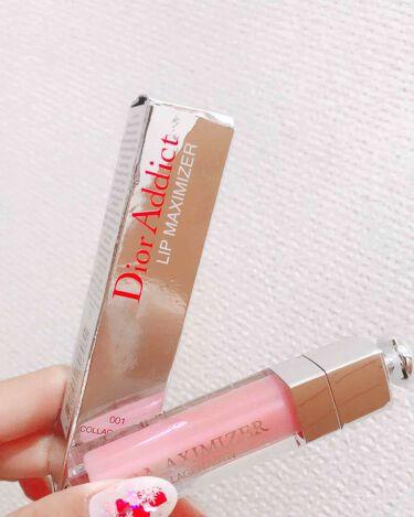 ディオール アディクト リップ マキシマイザー/Dior/リップグロス by ➳♡ ゆん 🍼