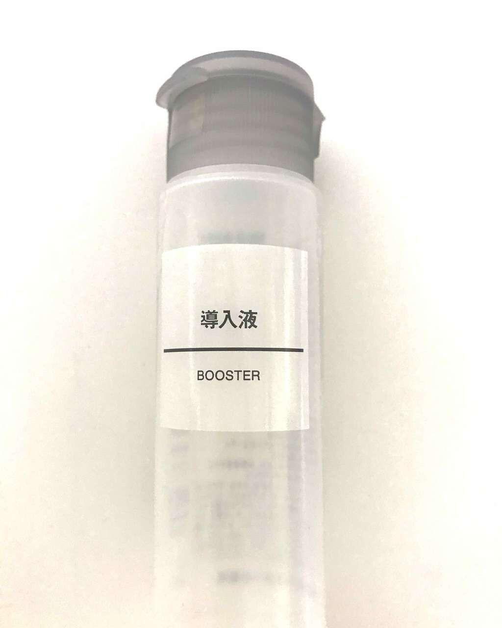 無印良品のブースター・導入液 導入液を使ったクチコミ(1枚