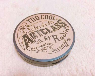 ぼーー🌸さんの「too cool for schoolアートクラス バイ ロダン<プレストパウダー>」を含むクチコミ