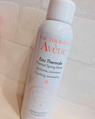 あい︎☺︎さんの「アベンヌアベンヌ  ウオーター<ミスト状化粧水>」を含むクチコミ