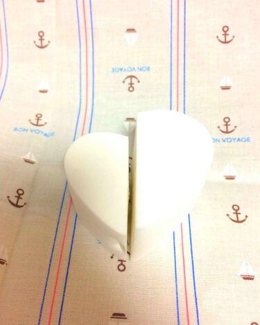 LOVE プロフェッショナル メイクアップ スポンジ/TOFU/パフ・スポンジを使ったクチコミ(2枚目)
