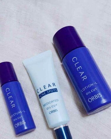クリアアクネスポッツ/ORBIS/美容液を使ったクチコミ(1枚目)