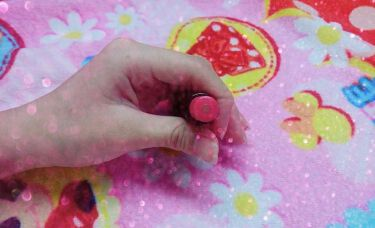ドーナツリップスティック/ドド/リップケア・リップクリームを使ったクチコミ(2枚目)