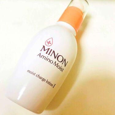 アミノモイスト モイストチャージ ローションI しっとりタイプ/ミノン/化粧水を使ったクチコミ(1枚目)