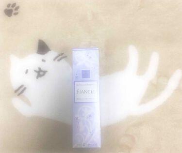 ボディミスト ホワイトムスク/フィアンセ/香水(レディース)を使ったクチコミ(1枚目)