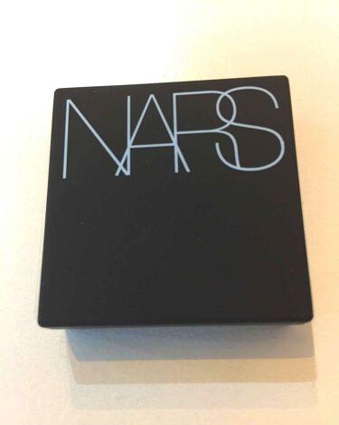 デュアルインテンシティーアイシャドー/NARS/パウダーアイシャドウを使ったクチコミ(2枚目)