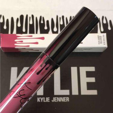 かぽさんの「Kylie CosmeticsGLOSS<リップグロス>」を含むクチコミ