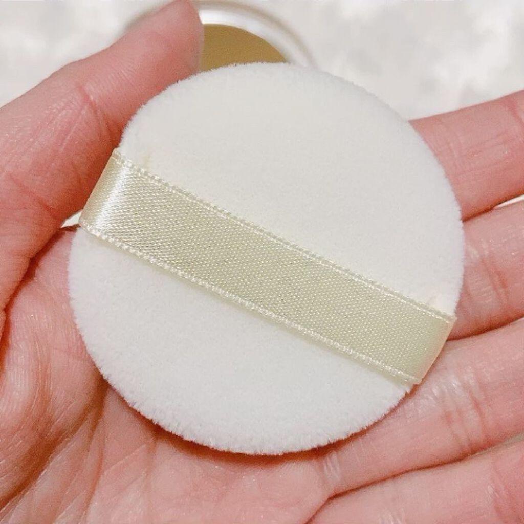 UVシルクカバーパウダー/CEZANNE/プレストパウダーを使ったクチコミ(3枚目)