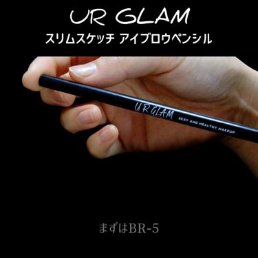 UR GLAM アイブロウマスカラ/DAISO/眉マスカラを使ったクチコミ(2枚目)