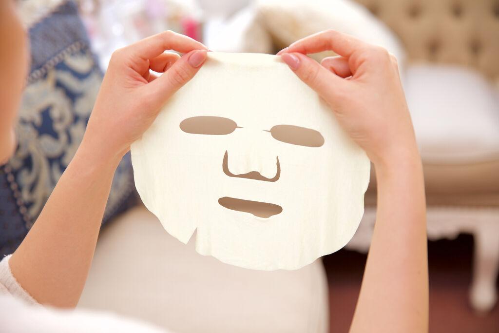 オルフェス イエローエッセンシャルマスク/ALFACE+/シートマスク・パックを使ったクチコミ(1枚目)