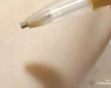 パウダー&ペンシル アイブロウ EX/excel/アイブロウペンシルを使ったクチコミ(4枚目)