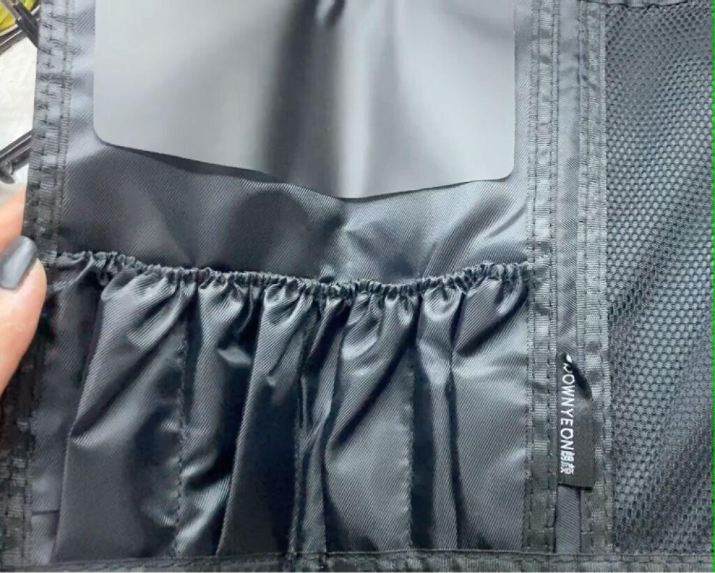 ROWNYEON 緑姫シリーズ メイクブラシ13本セット 化粧ポーチ付き/Rownyeon/メイクブラシを使ったクチコミ(3枚目)