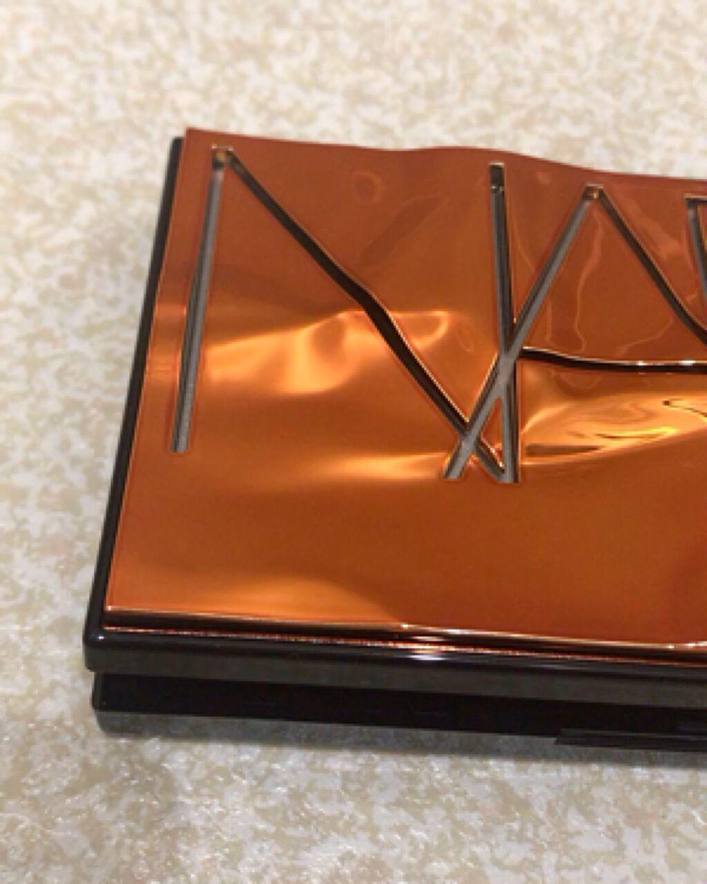 アフターグロー アイシャドーパレット/NARS/パウダーアイシャドウを使ったクチコミ(4枚目)