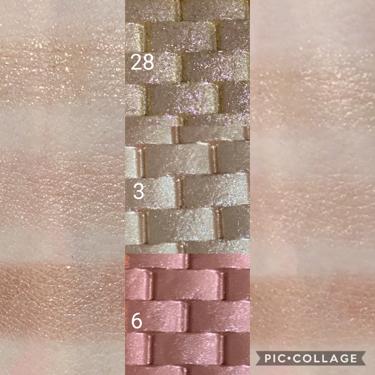 モダンアイシャドウ イタルプリズム/MISSHA/パウダーアイシャドウを使ったクチコミ(3枚目)