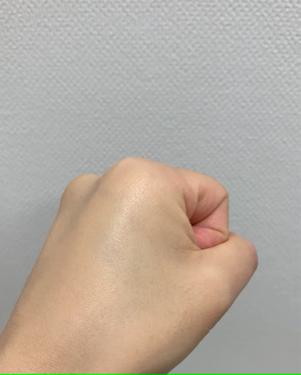 純白専科 すっぴん色づく美容液フォンデュ/専科/リキッドファンデーションを使ったクチコミ(4枚目)