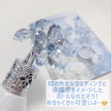クリスタルブルーム サムシングピュアブルー オードパルファン/JILL STUART/香水(レディース)を使ったクチコミ(3枚目)