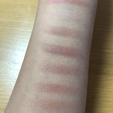 ガナッシュ アンド プラリネ アイパレット/shu uemura/パウダーアイシャドウを使ったクチコミ(2枚目)