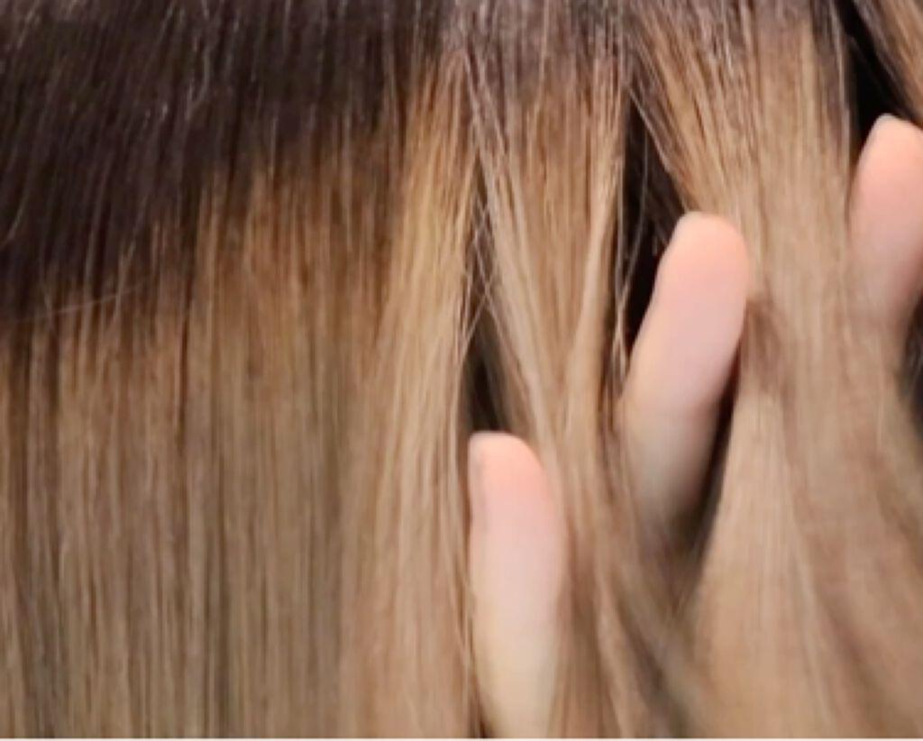 ANCELS COLOR BUTTER/エンシェールズ/洗い流すヘアトリートメントを使ったクチコミ(3枚目)