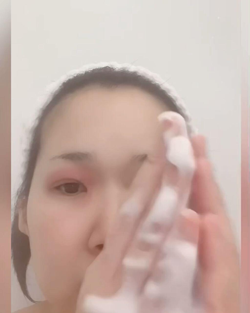 ロゼット洗顔パスタ ブラックパール/ロゼット/洗顔フォームを使ったクチコミ(4枚目)