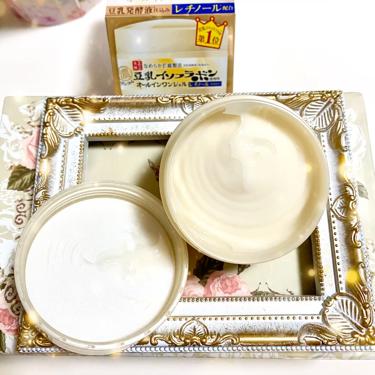 リンクルジェルクリーム N/なめらか本舗/オールインワン化粧品を使ったクチコミ(2枚目)
