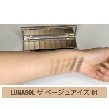 アイリッドベース(N)/LUNASOL/化粧下地を使ったクチコミ(4枚目)