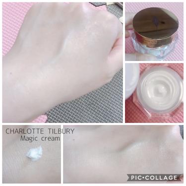 MAGIC CREAM/CharlotteTilbury/化粧下地を使ったクチコミ(2枚目)