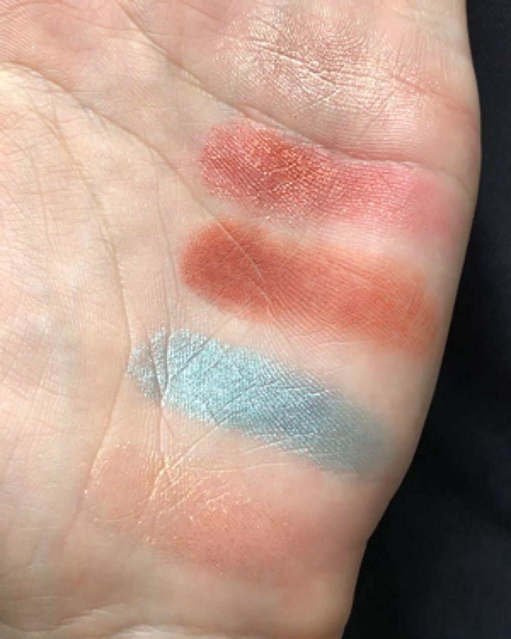 Eyeshadow Palette 5/Natasha Denona/パウダーアイシャドウを使ったクチコミ(2枚目)