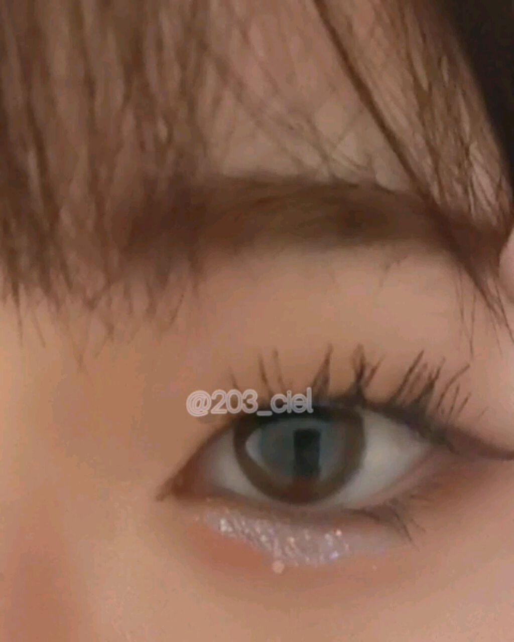【動画付きクチコミ】\動画つき/目の大きさが変わる。浮腫取りマッサージ元々、目付きも悪く瞼が重い一重がコンプレックスで一時期はアイプチをして二重にしようと思った時もありましたが、周りから一重に見えないくらい目がパッチリしてるとよく言われていたので一重のま...