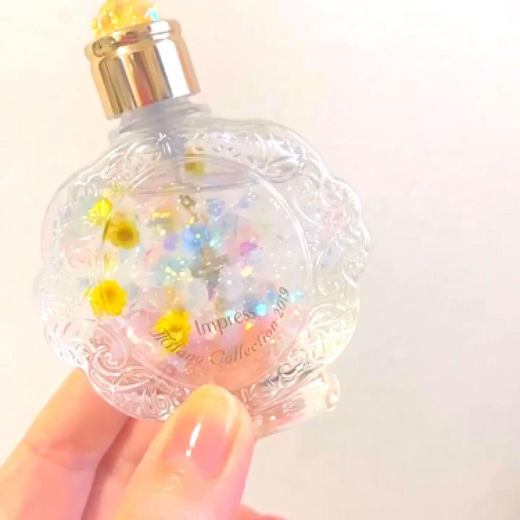 オードパルファム<ミラノコレクション2019>/ミラノコレクション/香水(レディース)を使ったクチコミ(3枚目)