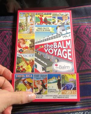 Barm Voyage/the Balm/ジェル・クリームチークを使ったクチコミ(1枚目)