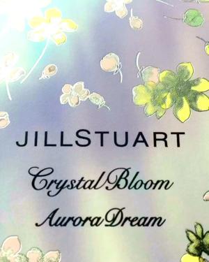 クリスタルブルーム オーロラドリーム パフュームド ヘアミスト/JILL STUART/プレスタイリング・寝ぐせ直しを使ったクチコミ(3枚目)
