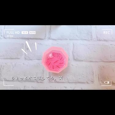 スポンジクリーナー/SHISEIDO/その他化粧小物を使ったクチコミ(4枚目)