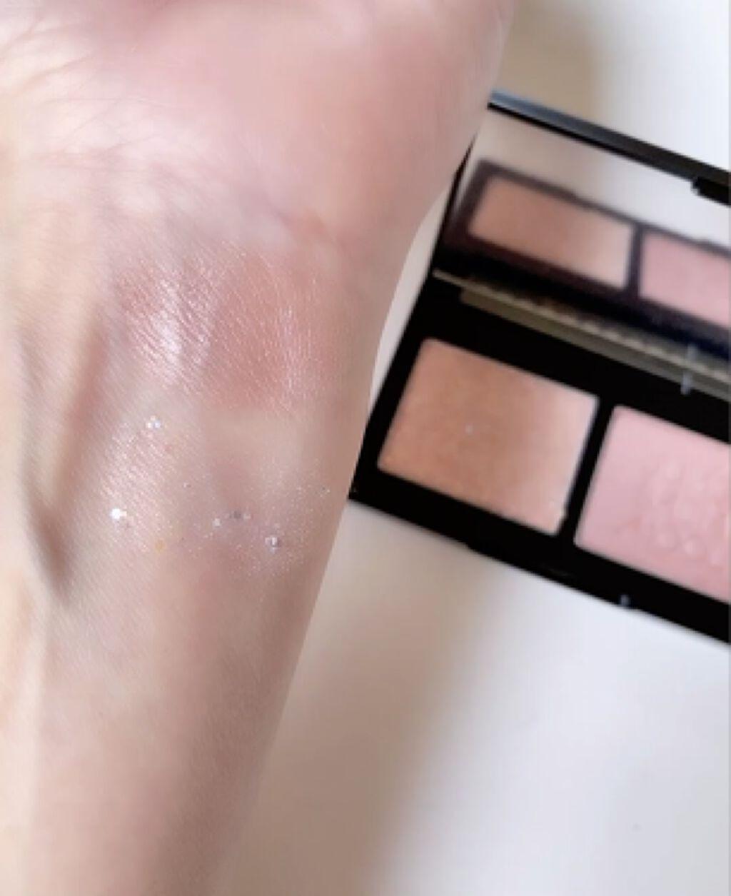 Refining Eyeshadow Double/JUNG SAEM MOOL/パウダーアイシャドウを使ったクチコミ(4枚目)