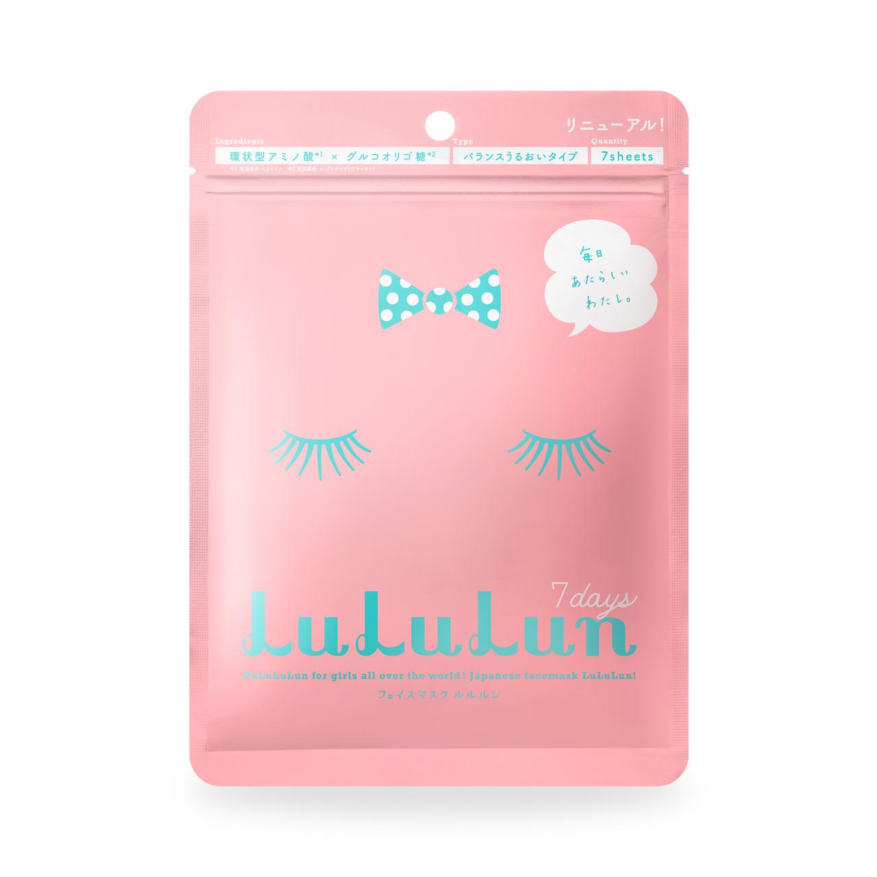 これからの季節、テカリや乾燥が気になる方は ルルルンレギュラータイプがおすすめ💖 毎日使いのルルルンで、みんなもモチモチ美肌を手に入れよう!   中には飽きっぽいLIPS女子もいると思うけど7枚入りもあるからオススメ💖  まずはお試し7日間!!!  #ルルルン,#lululun,#バランスうるおいタイプ #美容好きな人と繋がりたい,#美肌,#美肌ケア,#美肌効果,#スキンケア  💕ルルルン公式SNS💕 新商品ニュースも配信中ᵕ ᵕ♪ LINE:http://bit.ly/2H4MPZR Instagram:https://www.instagram.com/lululun_jp/ Twitter:https://twitter.com/lu3jp Facebook:https://www.facebook.com/lu3jp