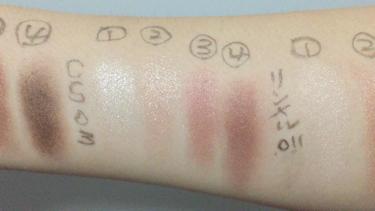 【動画付きクチコミ】私的!ピンクブラウンアイシャドウベスト3♡♡♡サナエクセルスキニーリッチアイシャドウSR06サナスキニーリッチアイシャドウCS03リンメルロイヤルヴィンテージアイズ011です😊全て左から色が濃くなる順番に1.2.3.4と塗っています。...