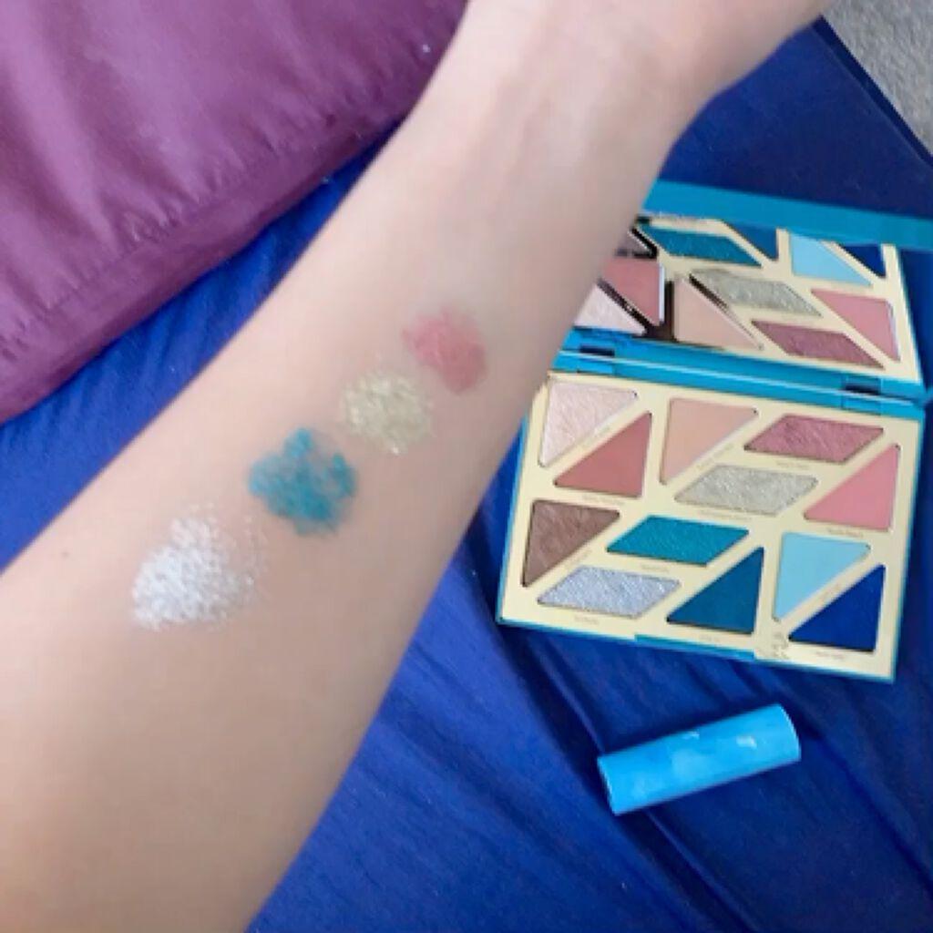 color splash lipstick/tarte/口紅を使ったクチコミ(2枚目)