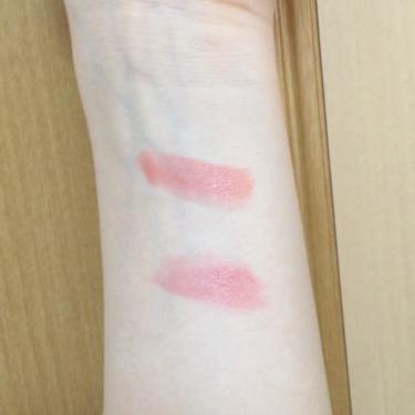 ワンダーハニー ハートフルなピュアリップ/VECUA Honey/口紅を使ったクチコミ(4枚目)