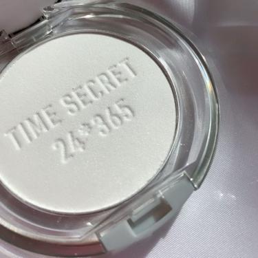 タイムシークレット ミネラルプレストクリアベール/TIME SECRET/プレストパウダーを使ったクチコミ(4枚目)