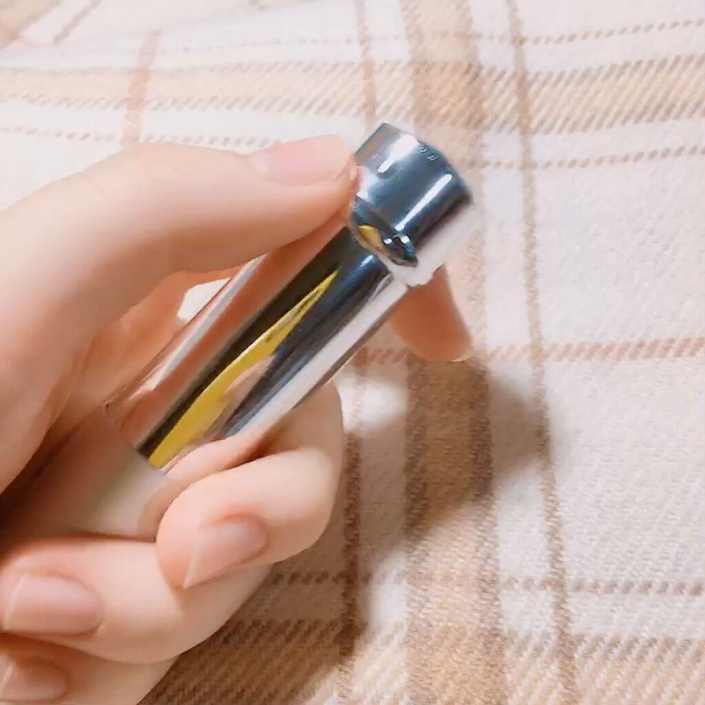 ごくふわっ春姫スライド式携帯メイクブラシ/DAISO/メイクブラシを使ったクチコミ(4枚目)