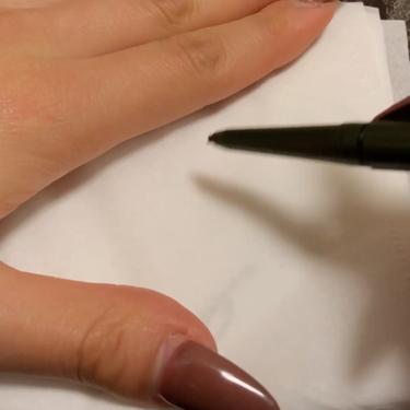 リシェ カラーインパクト ジェルライナー/Visee/ペンシルアイライナーを使ったクチコミ(3枚目)