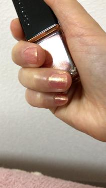 ネイル カラー ポリッシュ/SUQQU/マニキュアを使ったクチコミ(2枚目)