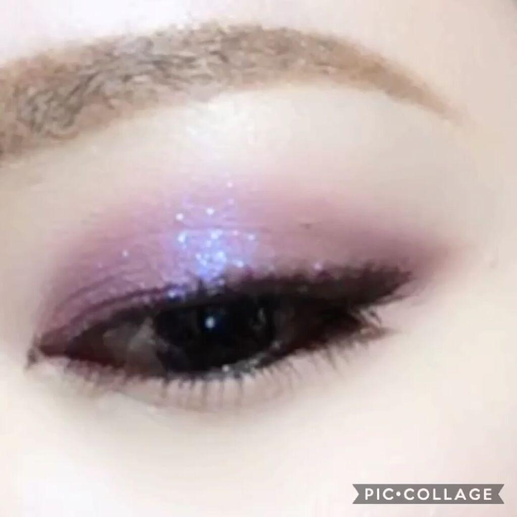 space age highlighter/Kaleidos Makeup/ハイライトを使ったクチコミ(5枚目)