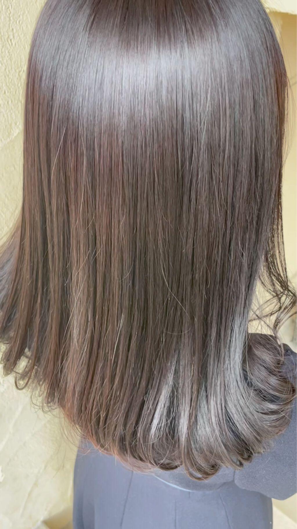【動画付きクチコミ】🃏ヘアケア備忘録🃏コンプレックスの塊だった髪の毛がツルツルになった方法。髪質…太い硬い癖毛。生え癖が場所によってかなり違う。ダメージ…年2回の縮毛矯正、2ヶ月に一回のカラー。1.お風呂ケアシャンプーリンスは色々使ってみたけど、格段に違...
