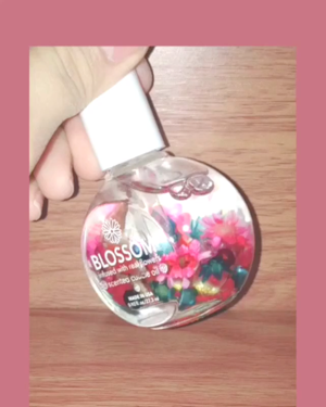 キューティクルオイル/キャンディ ブロッサム/ネイルケアを使ったクチコミ(2枚目)
