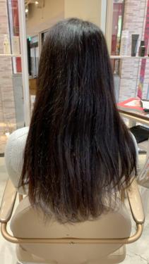 ヘアトリートメント HAIR TREATMENT 【シートタイプ】/ellips/アウトバストリートメントを使ったクチコミ(2枚目)