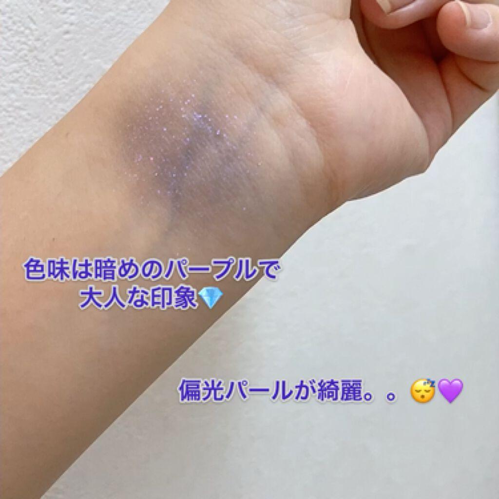 マルチグリッターカラー/ENBAN TOKYO/パウダーアイシャドウを使ったクチコミ(3枚目)