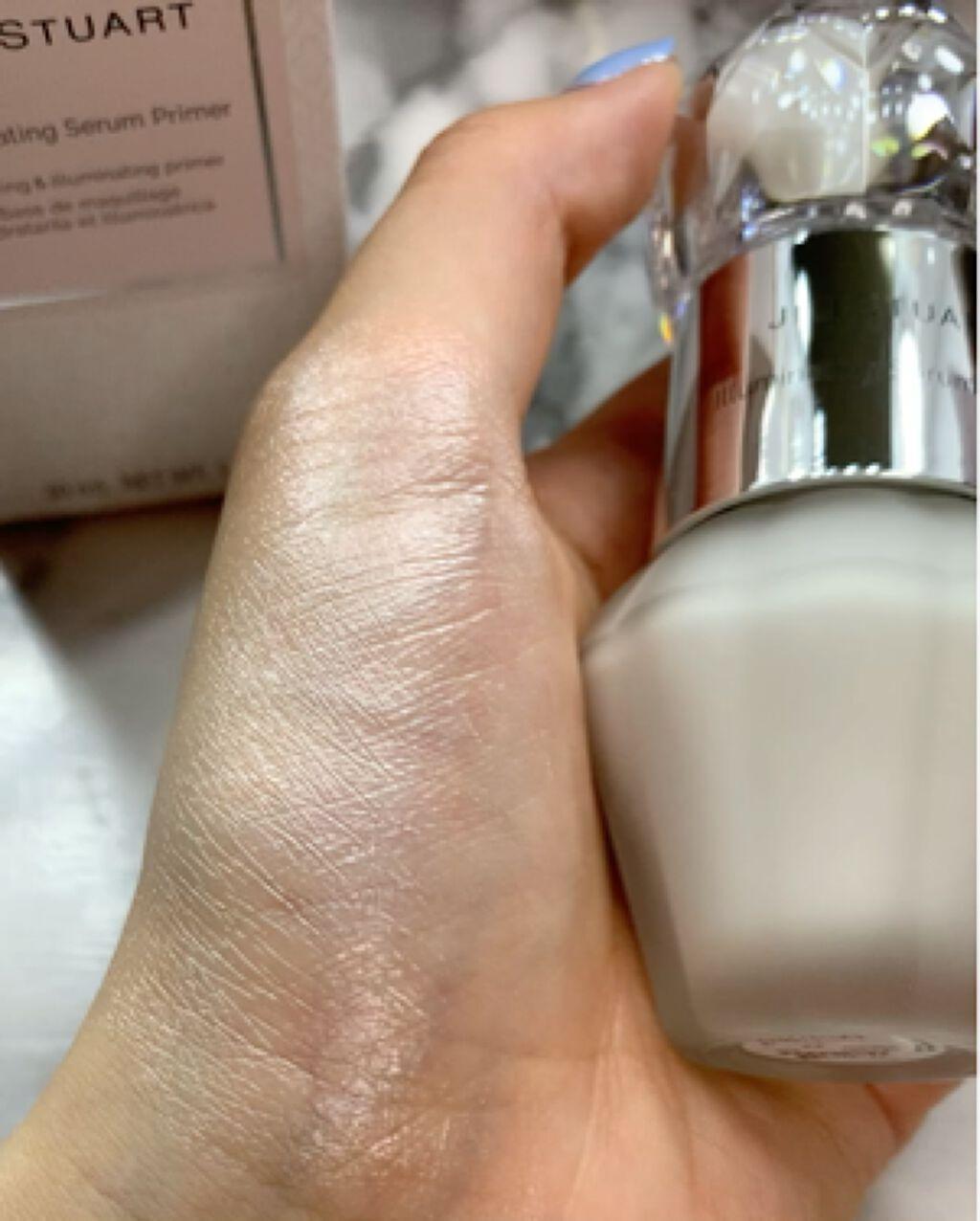 イルミネイティング セラムプライマー/JILL STUART/化粧下地を使ったクチコミ(4枚目)