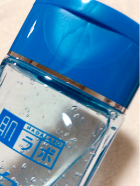 白潤 冷感ヒアルロンゼリー/肌ラボ/オールインワン化粧品を使ったクチコミ(2枚目)