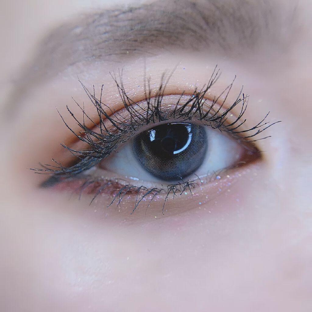 i-shaアイシャ Season Eye/蜜のレンズ/カラーコンタクトレンズを使ったクチコミ(3枚目)